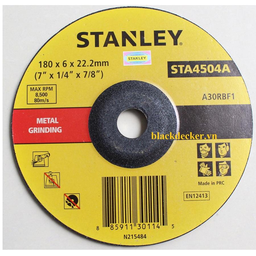 180x6.0x22mm ĐÁ MÀI STANLEY - STA4504A