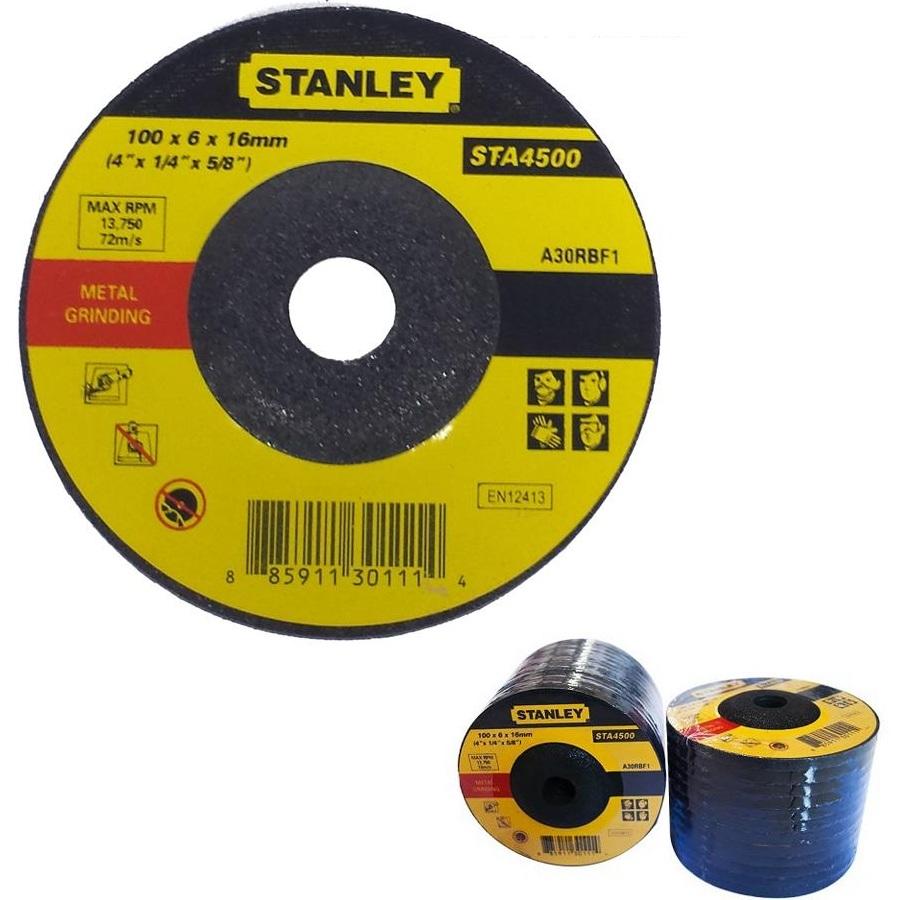 150x6.0x22mm ĐÁ MÀI STANLEY - STA4503A