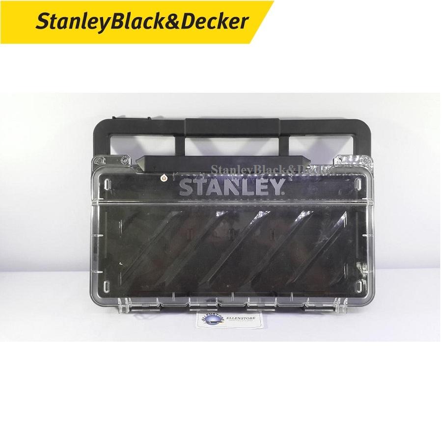 16' HỘP ĐỒ NGHỀ NHỰA TRONG (405*290*60MM) STANLEY - STST74301-8