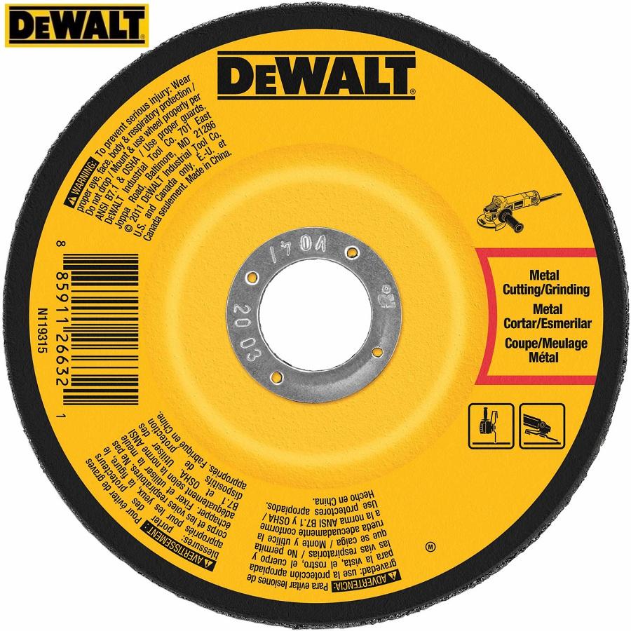 100x6x16mm ĐÁ MÀI KIM LOẠI DEWALT - DWA4500