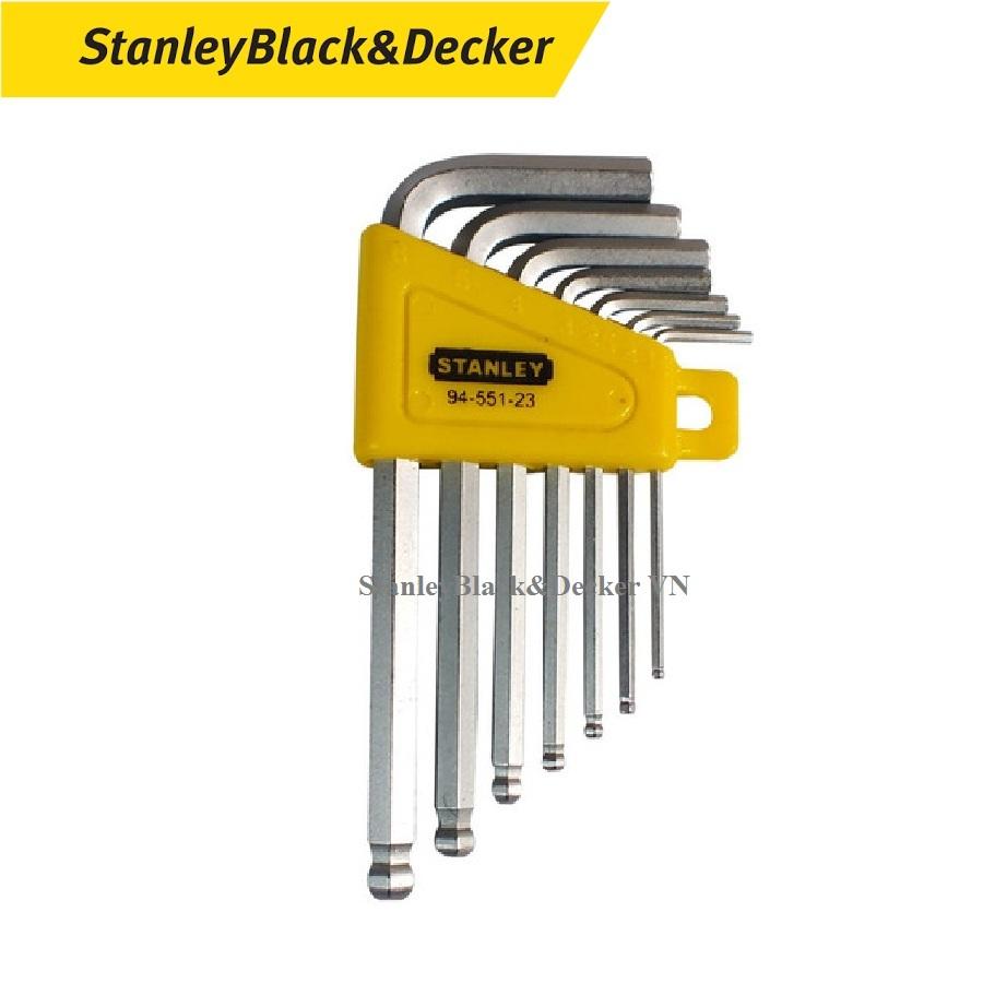 1.5-6MM BỘ LỤC GIÁC 7 CHI TIẾT STANLEY - STMT94551-8